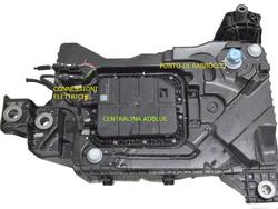 Difettosità del serbatoio dell'Urea su vetture BlueHDI