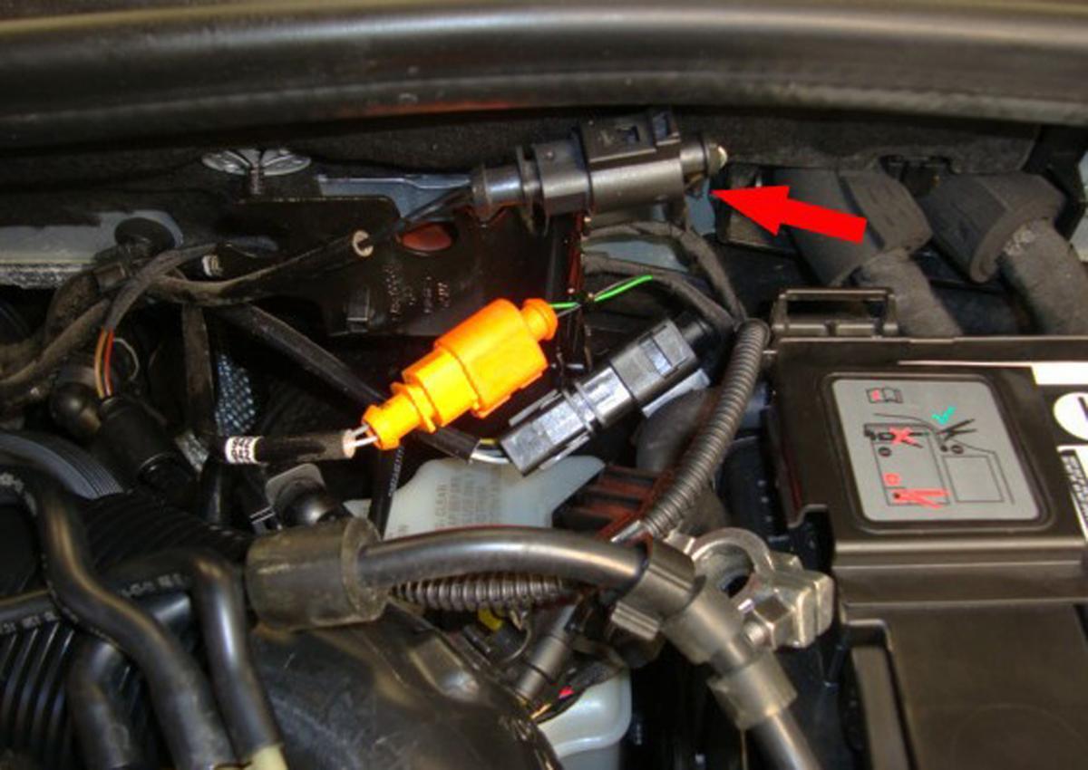 Sensore Temperatura Gas Di Scarico Golf Vi Notiziario