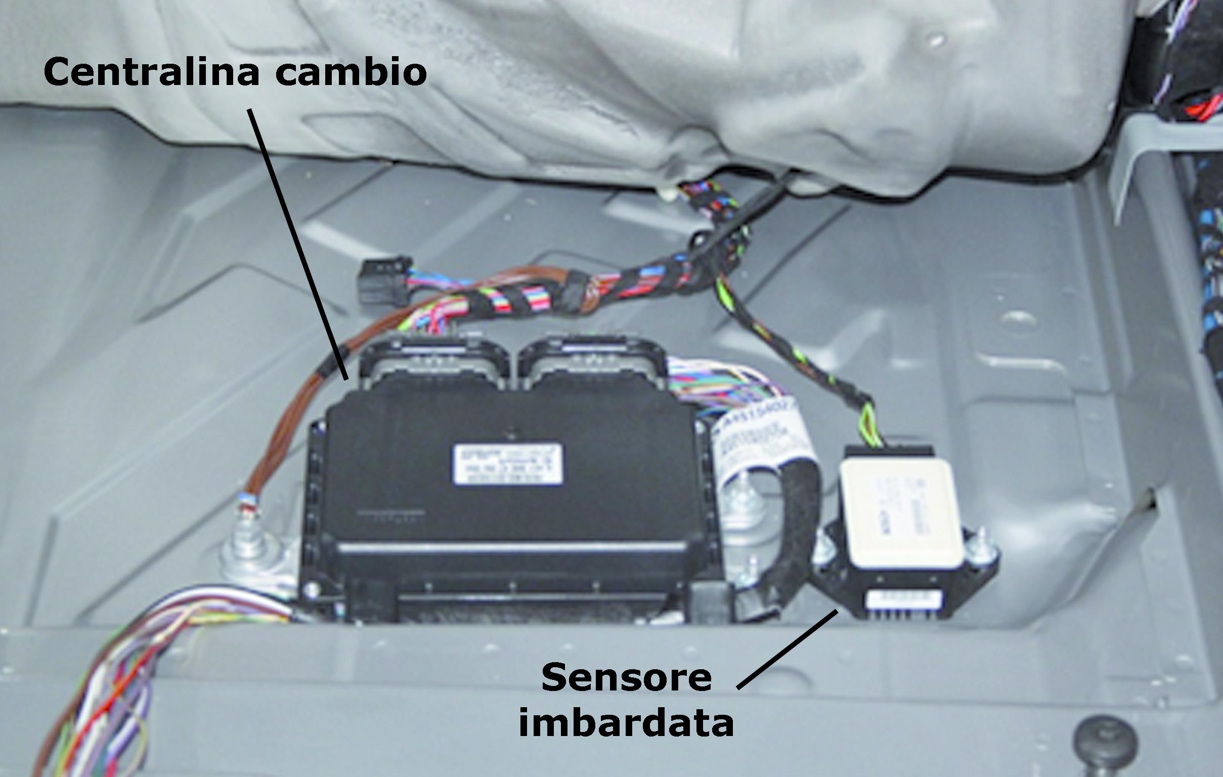 spostare smart batteria