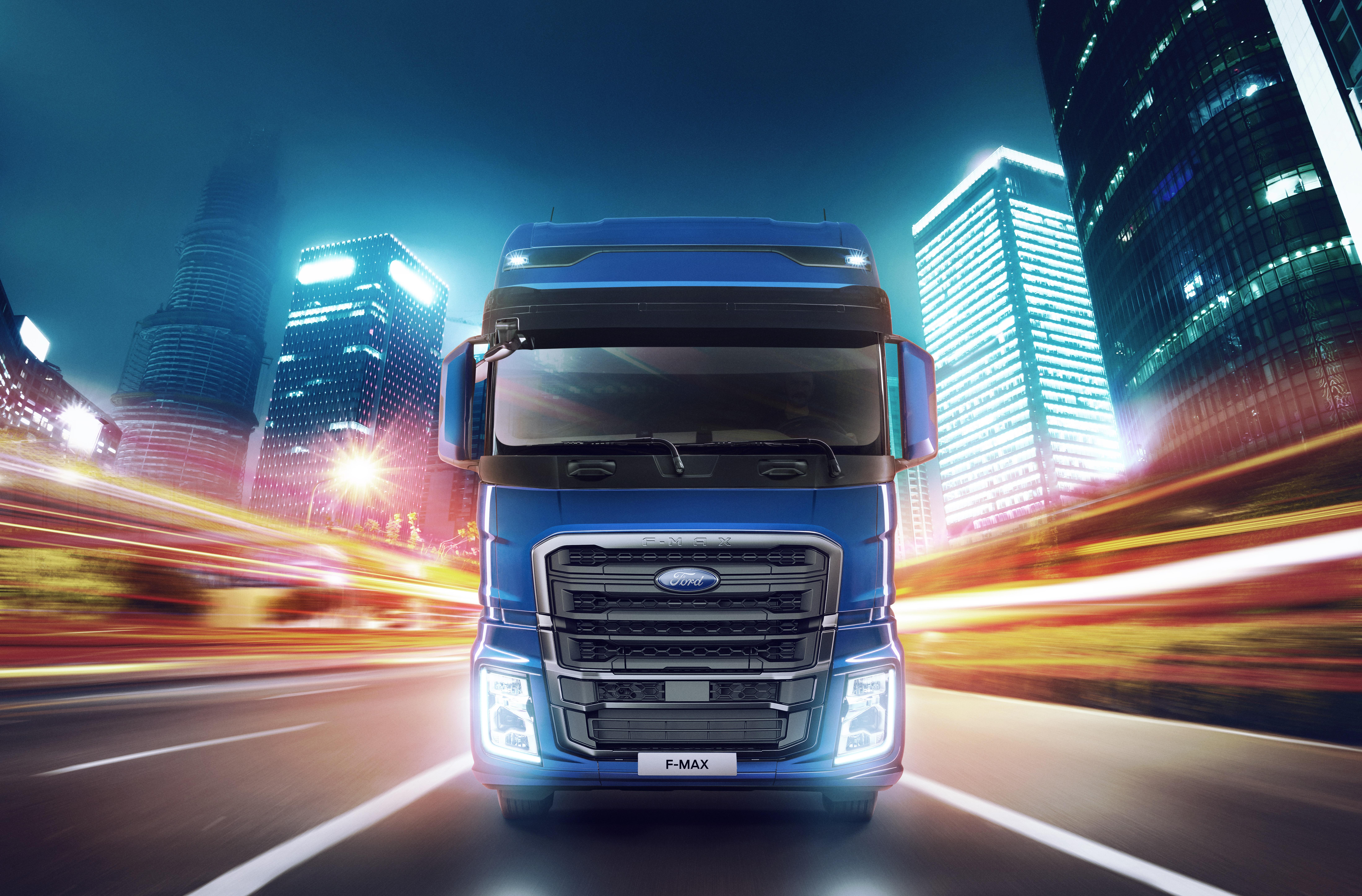 Maurelli Parte Di F Trucks Per Importare I Camion Ford Notiziario Veicoli Industriali