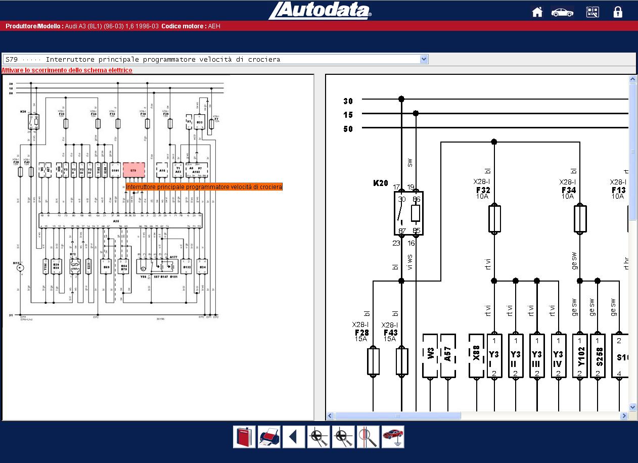 Schemi Elettrici Nissan : Autodata schemi elettrici chiari notiziario motoristico