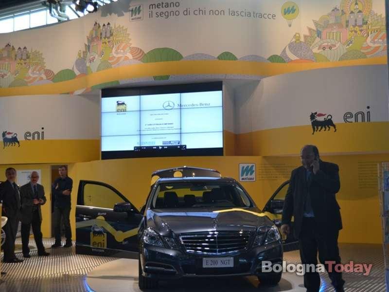 Motor show 2012: il metano dà una mano notiziario motoristico