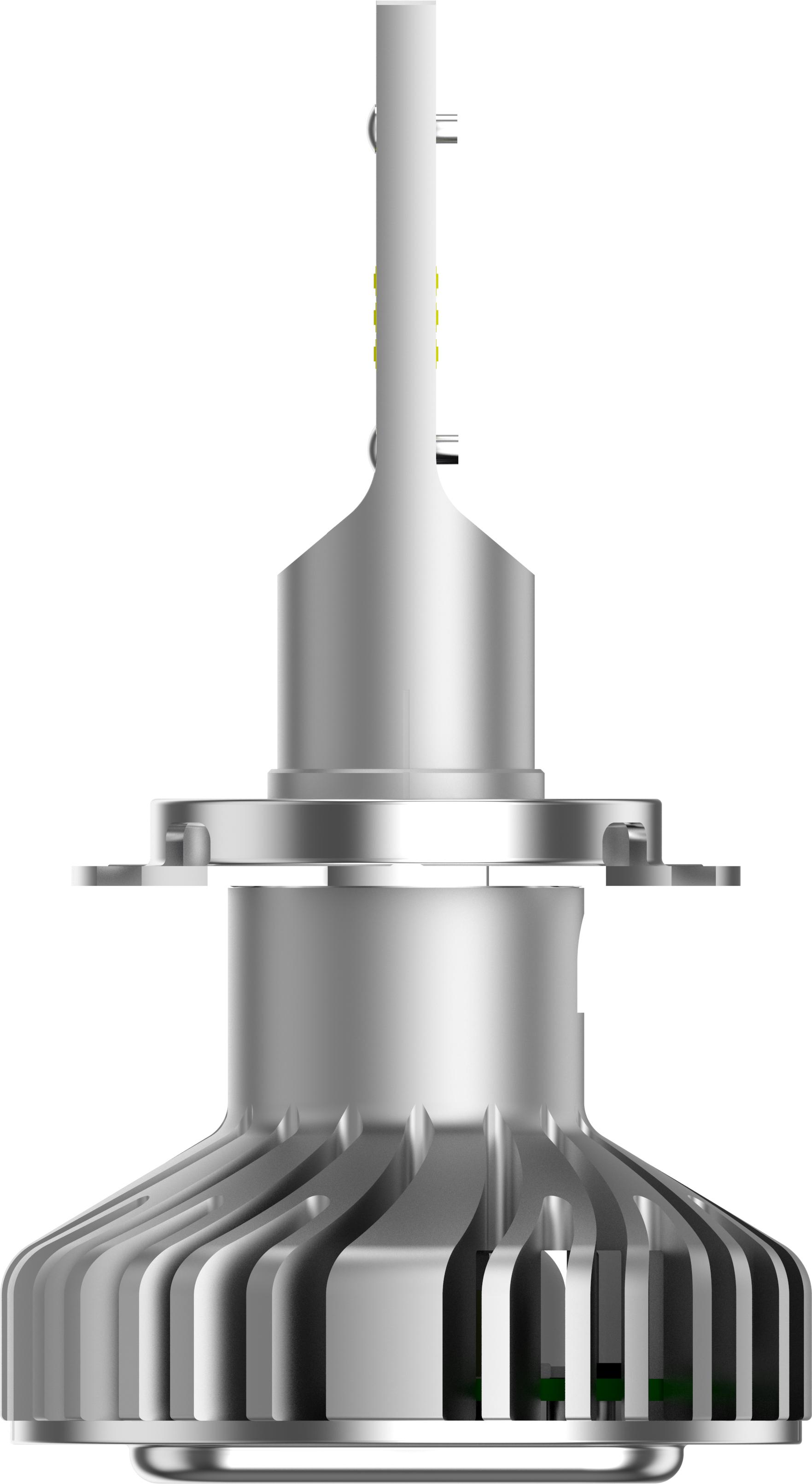 Prestazioni superiori con le nuove lampade led philips for Nuove lampade a led