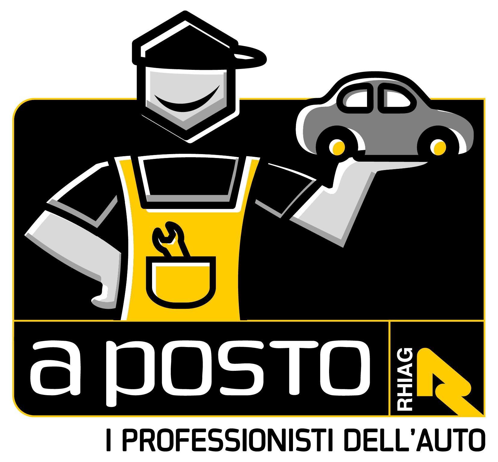 Una nuova identit per a posto rhiag notiziario for Posto auto coperto con officina annessa